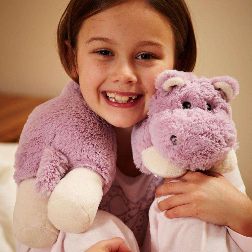 "Hippo Warmies Wrap (20"") - Warmies USA"