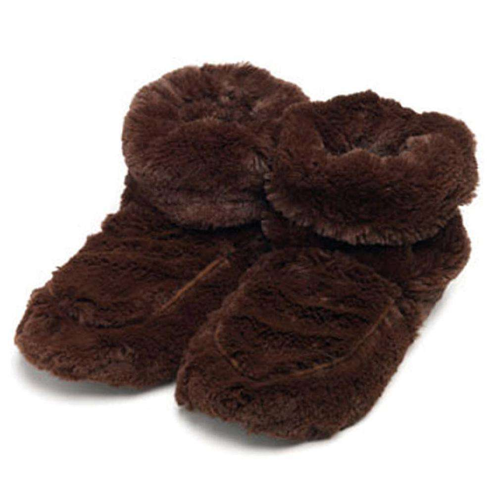 Brown Warmies Boots - Warmies USA