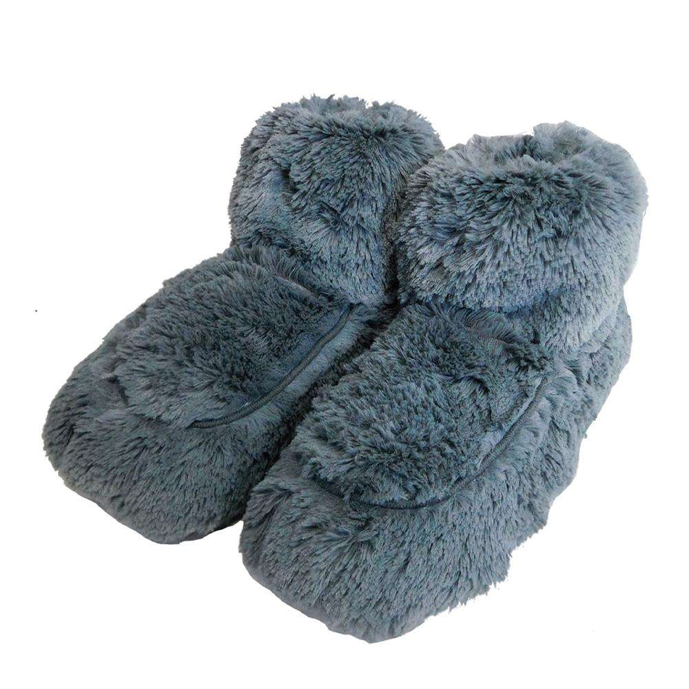 Gray Warmies Boots - Warmies USA
