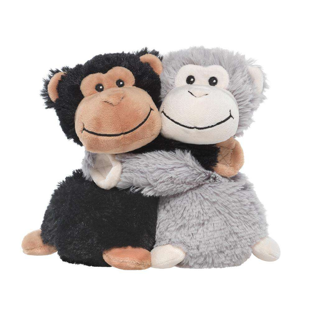 "Monkey Hugs (9"") - Warmies USA"