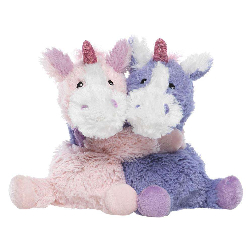 "Unicorn Hugs (9"") - Warmies USA"