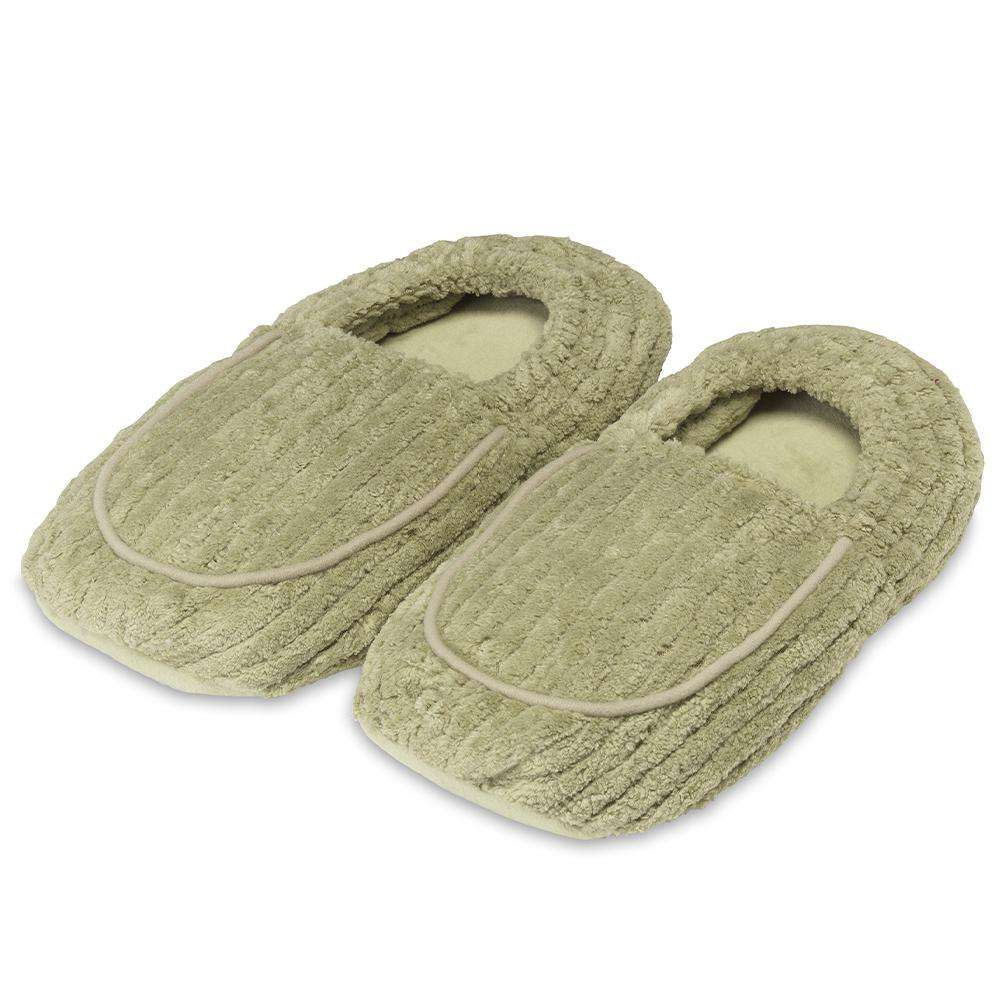 Spa Green Warmies Slippers - Warmies USA