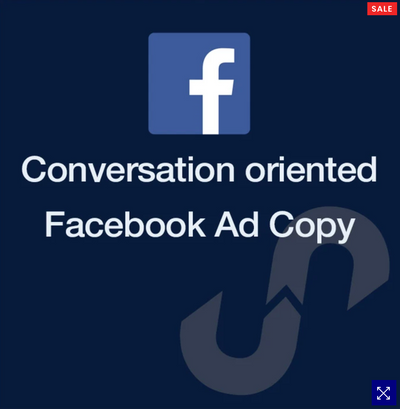HIGH-CONVERTING FACEBOOK AD COPY