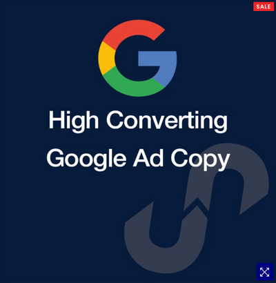 HIGH-CONVERTING GOOGLE AD COPY