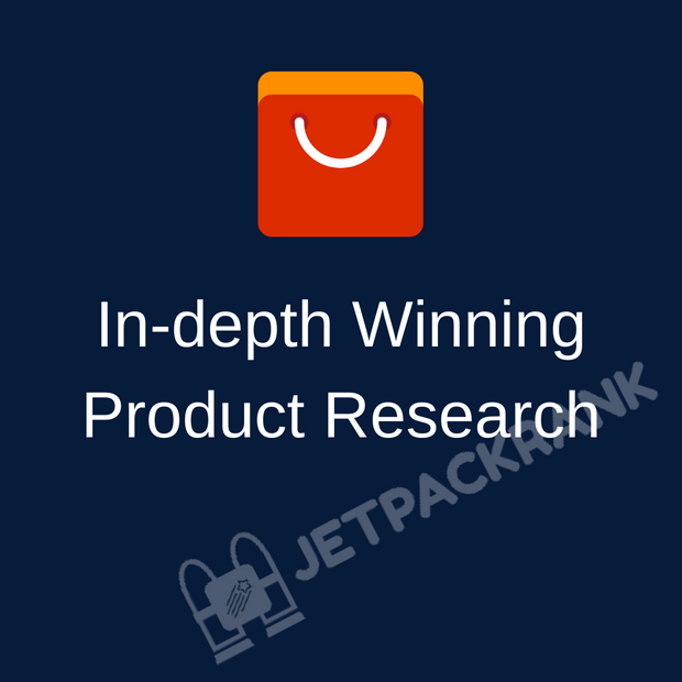 In-depth Winning Products Research