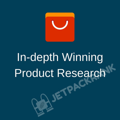 I Will Do In-depth Product Research (Found & Add Winning Products)