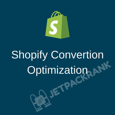 I Will Improve Shopify Store Conversion Rate