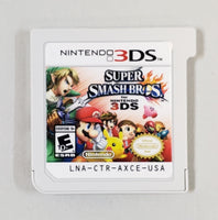 Nintendo 3DS Super Smash Bros (LNA-CTR-AXCE-USA) Cartridge Only USED