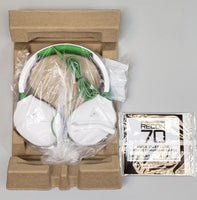 Turtle Beach Ear Force Recon 70 Wired Gaming Headset (XBOX) White - NEW OPEN BOX!
