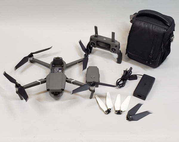 DJI Mavic 2 Zoom Camera Drone Quadcopter Model: L1Z Bundle - USED