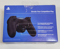 Playstation Dualshock 4 Back Button Attachment (PS4) - Used - Original Box!