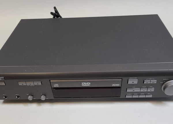 Vintage GE Digital Model GE1101PB DVD Player Used