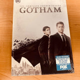 GOTHAM - The Complete Fourth Season DVD - NEW Sealed Package