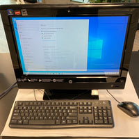 "20"" HP Touchsmart 310 PC All in One Desktop"