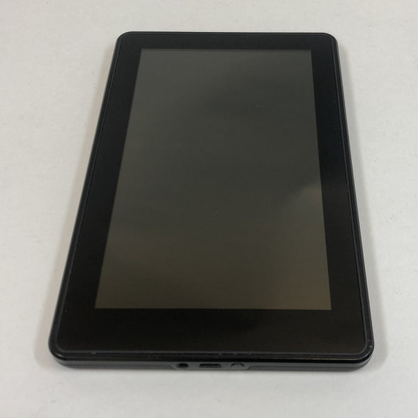 Amazon Kindle Fire Tablet D01400 Wifi only 8GB Black - USED
