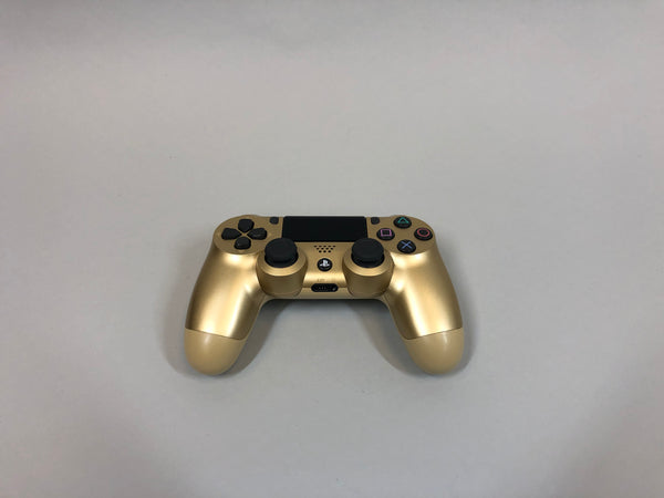 Sony Playstation 4 Wireless Controller Gold - USED!