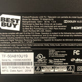Toshiba 50 inch Smart Fire Edition Full HD 1080p  TF-50a810U19 with Remote- Used