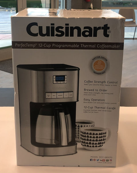 Cuisinart Coffee Maker Brand New In Box