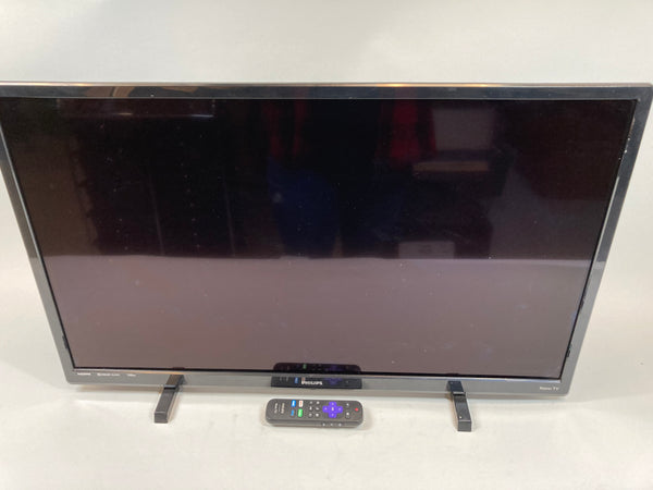 "Philips 32PFL4664/F7 HD (720p) 32"" Smart TV w/ Remote Used"