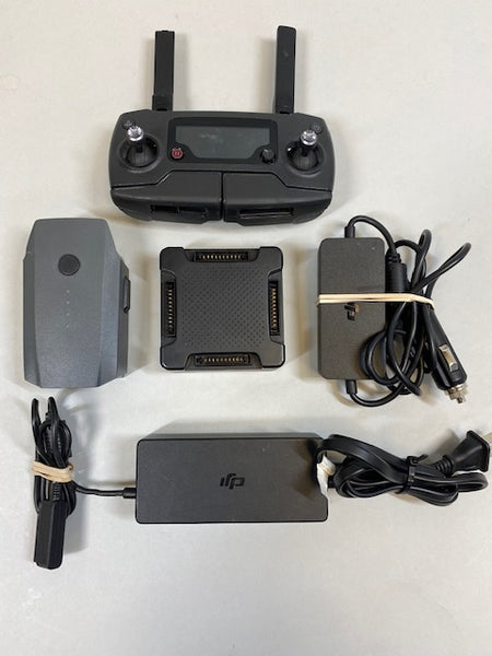 DJI Controller GL200A for Mavic Pro Drone Bundle - USED