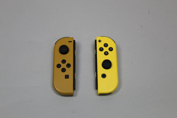 Nintendo Switch Controllers Pokemon Let's Go! Pikachu Version Eevee Limited ed.