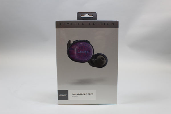 Bose Limited Edition SoundSport Free Wireless Ear buds