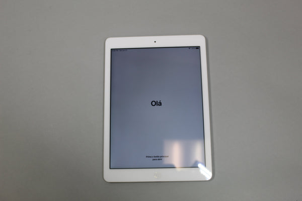 Apple iPad Air Wifi only 16GB model a1474 IC locked - Read Description