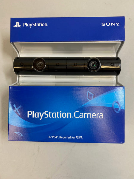 Sony Playstation 4 Camera CUH-ZEY2 Black - NEW AND SEALED IN BOX!!