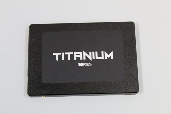 IRONSIDE - TITANIUM 240GB SSD | 240G-R16 (USED/TESTED)