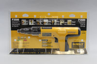 DEWALT - P3500 / .27 CALIBER SEMI AUTOMATIC POWDER ACTUATED FASTENING TOOL (OPEN BOX)