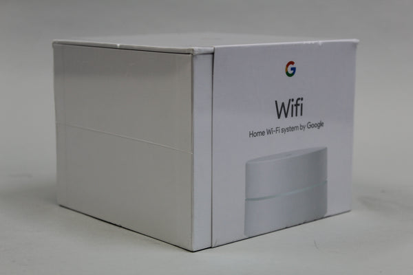 GOOGLE - WIFI HOME WI-FI SYSTEM AC1200 / 1200MBPS WHITE VERSION (NEW) | AC-1304