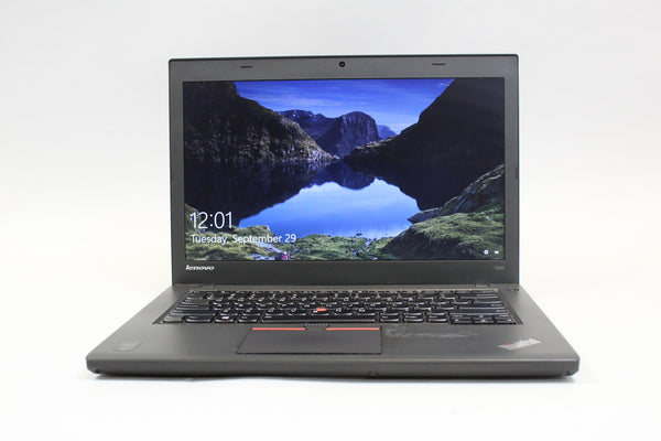 LENOVO - IDEAPAD T450 / 500GB HDD 8GB RAM 2.30GHz INTEL CORE i5 (USED) | T450