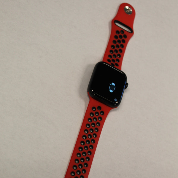 APPLE - WATCH (SERIES 5) / 32GB 44M GPS+LTE SPACE GREY (USED) | A2095