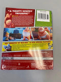 Captain Underpants -The First Epic Movie Hero Edition Blu-ray + DVD + Digital HD- NEW