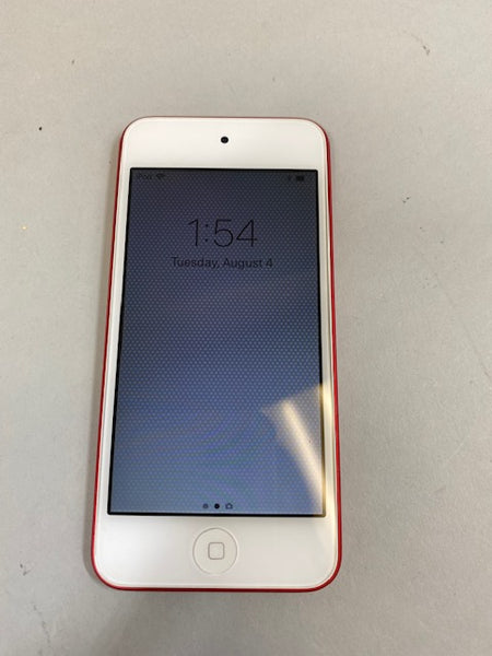 Apple Ipod Touch 6th gen A1574 Red 16gb - USED