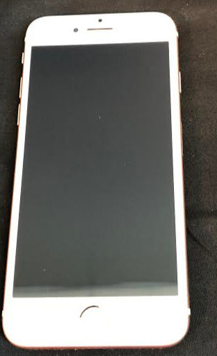 Unlocked-iPhone 8-256 GB-Rose Gold- USED