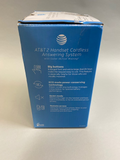 AT&T 2 Handset Cordless Answering System with Caller ID/Call Waiting EL52203- USED open box