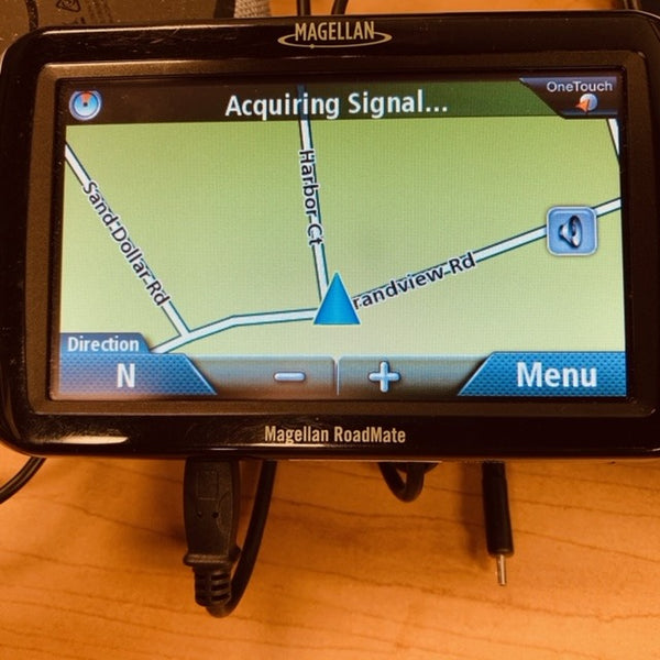 "Magellan RoadMate 3030-LM Car Portable GPS Navigator System 4.3"" Touchscreen - USED"