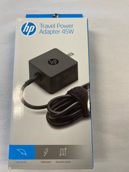 HP Travel Power Adapter 45W - New