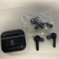 Skullcandy Indy Evo True Wireless In-Ear Earbud - True Black - Used