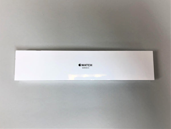 Apple Watch Series 3 8GB Space Gray Aluminium 38MM Wi-Fi GPS A1858 Factory Sealed