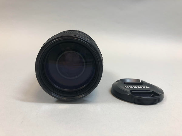Tamron 70-300mm Tele-Macro Lens A17 1:4-5.6 Black Used