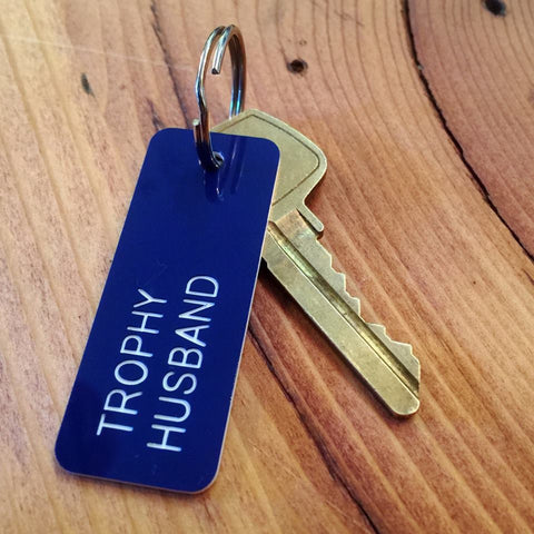 Keytags by Various Projects | Trophy Husband