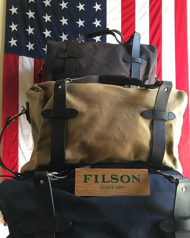 Filson Carry On Duffle | Navy