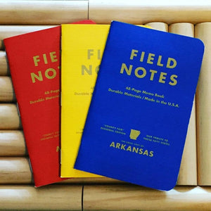 Arkansas County Fair Memo Books