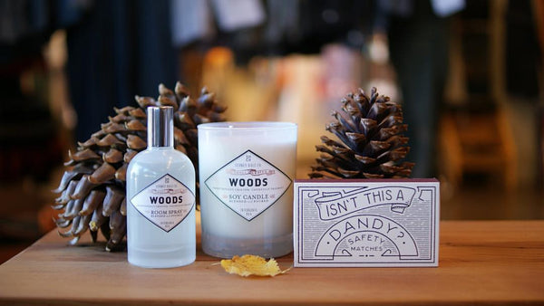 Sydney Hale Candle Co. | Woods