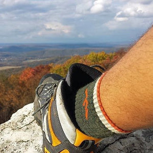 Hiker Full Cushion Boot Sock | Olive