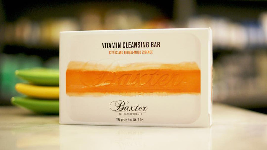 Vitamin Cleansing Bar | Citrus