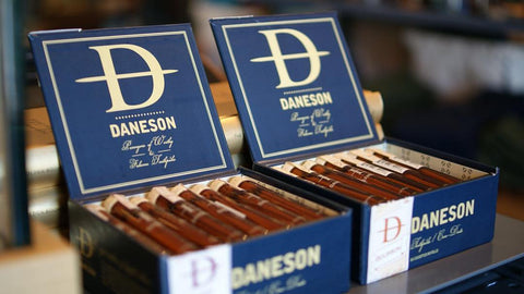 Daneson Bourbon No. 22 Toothpicks