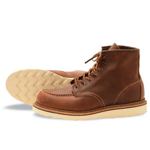 "6"" Moc Toe Copper 1907"